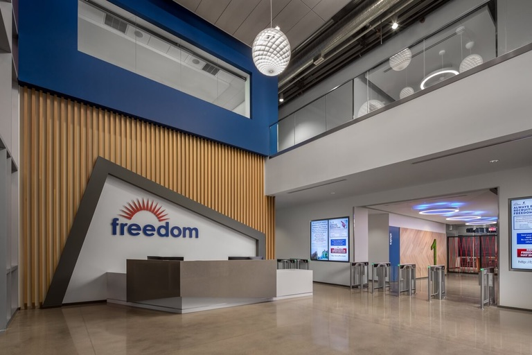 Freedom Financial Buildings